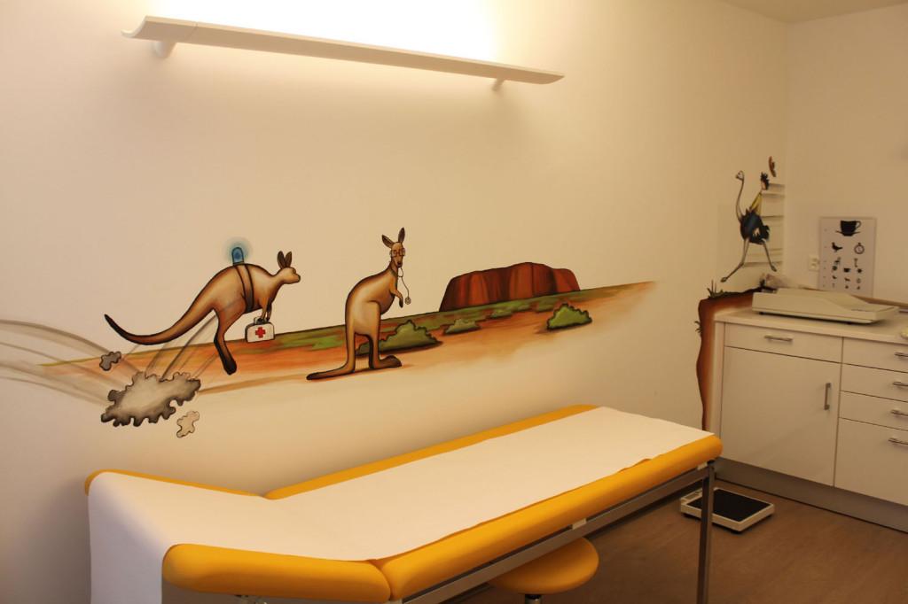 fresque enfant kangourou corentin meige