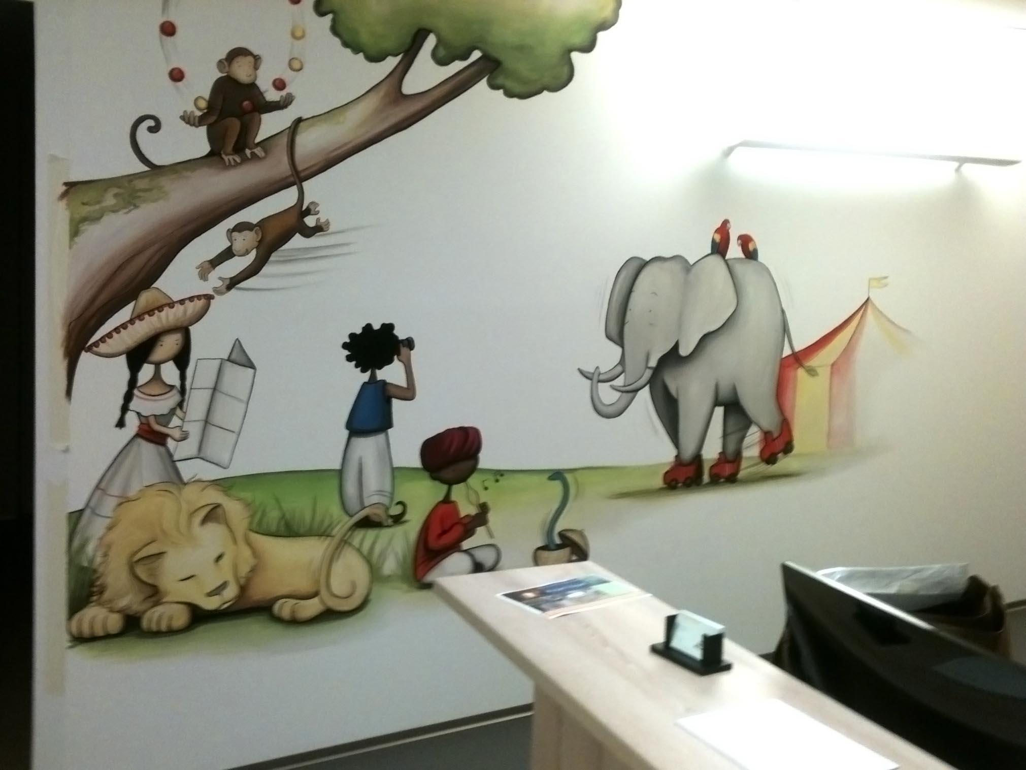 d coration pour enfants par corentin meige d corateur vevey. Black Bedroom Furniture Sets. Home Design Ideas